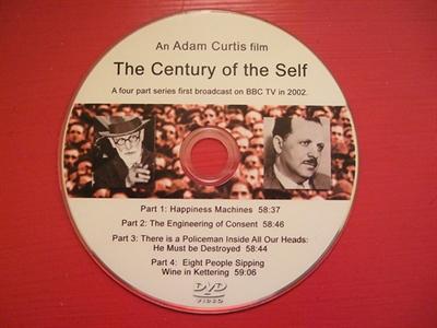 TheCenturyoftheself DVD - دانلود مستند قرن خود با زیرنویس فارسی