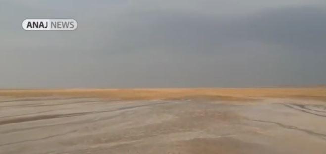 فیلم با دریاچه ارومیه چه کردند