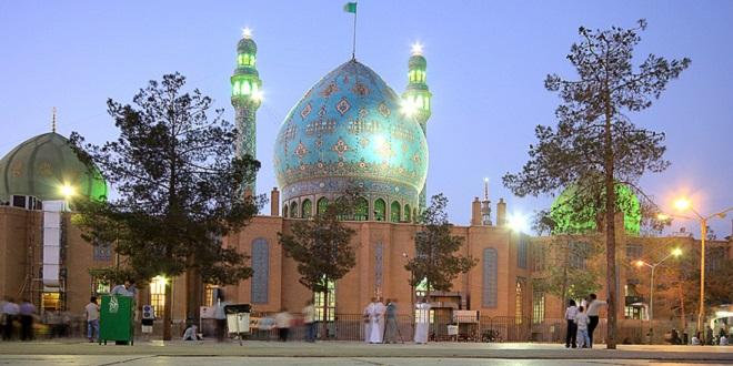 خواندن نماز در مسجد جمکران چگونه است