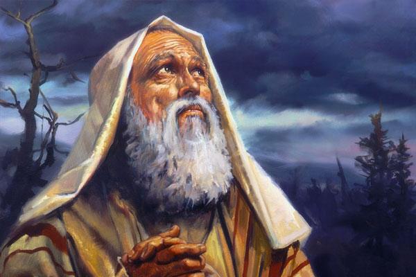 ibrahim prophet2 - شباهت های امام زمان (عج) با حضرت آدم (ع)