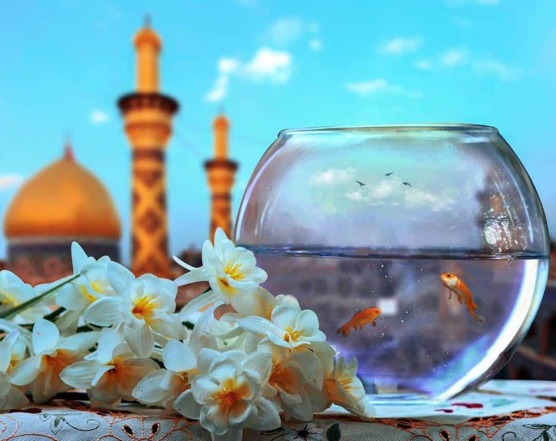 profile emam zaman now 1 - عکس پروفایل امام زمان و عید نوروز