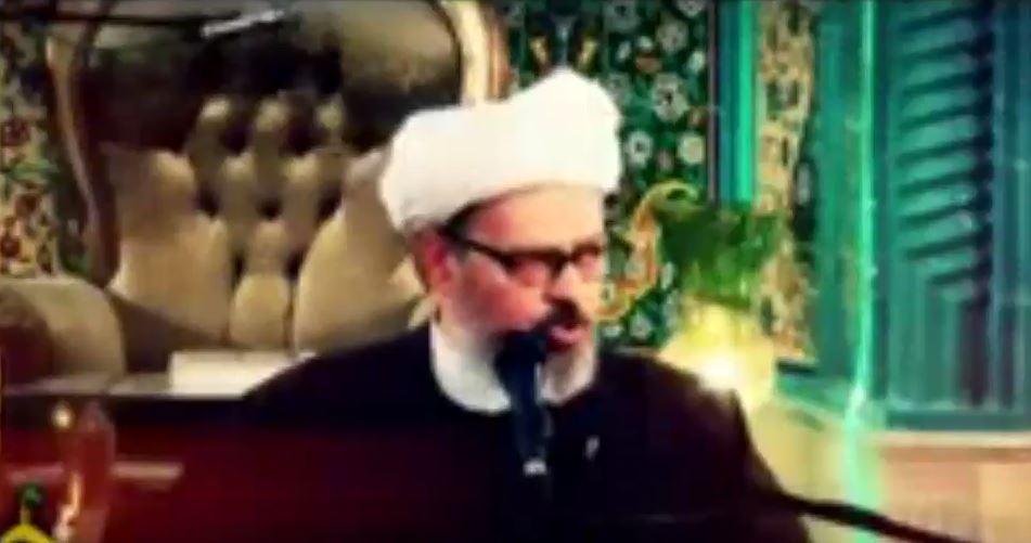 عنایت امام زمان(عج) به زائر پدر بزرگوار شان