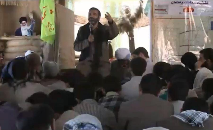 روایت حاج حسین یکتا انتخاب شهدا توسط امام زمان(عج)