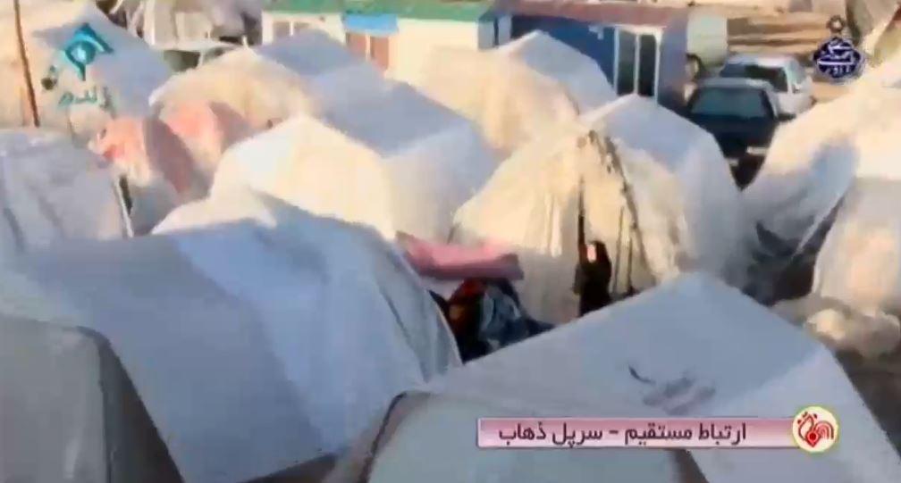 حاج حسین یکتا در برنامه صبح بخیر ایران