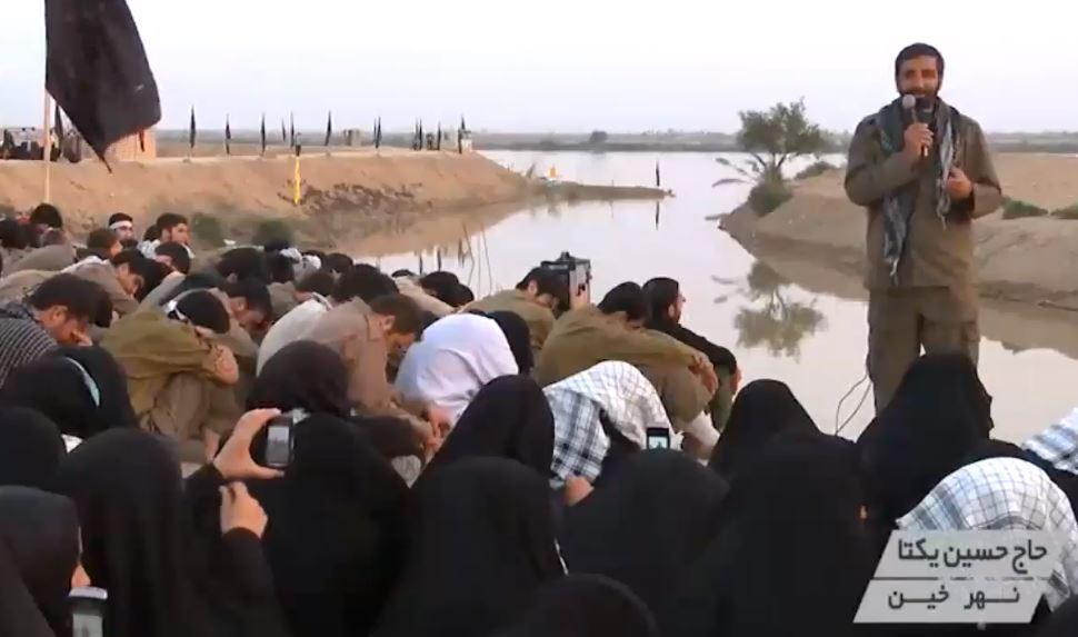 روایت حاج حسین یکتا از شهدای گمنام