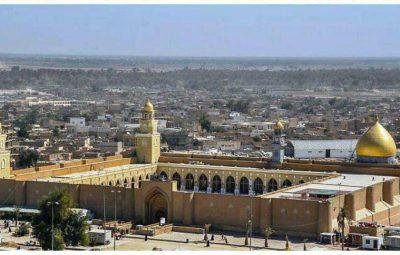 اهمیت مسجد کوفه,مسجد کوفه