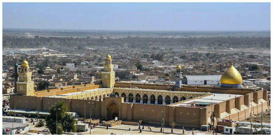 اهمیت مسجد کوفه