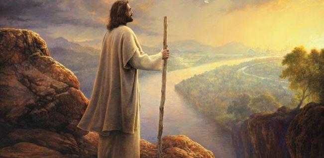 yesa2 - حضرت عیسى(ع) و امام زمان(عج)