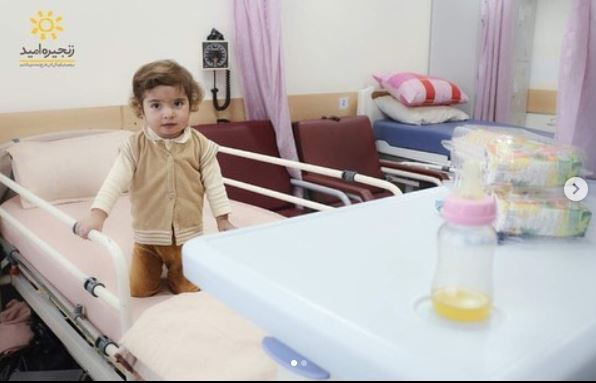 2 - ساخت بیمارستان برای کودکان: کمک به ساخت بیمارستان برای کودکان محروم