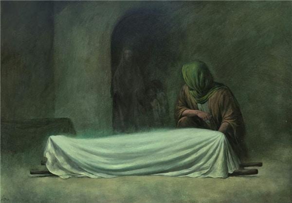 moarefi hazrate zahra payambar2 - معرفی حضرت زهرا(س) توسط پیامبر