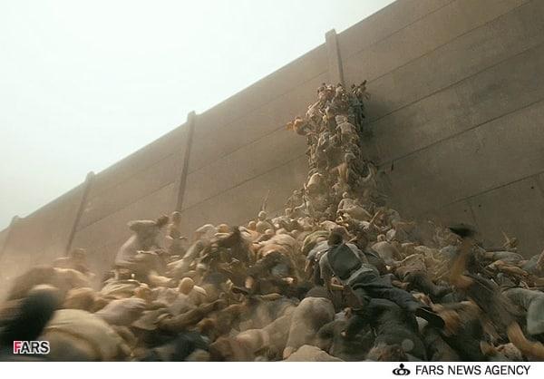 world warz 2013 6 - نقد فیلم ضد امام زمانی جنگ جهانی زد (World War Z 2013)
