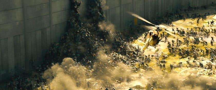 world warz 2013 9 - نقد فیلم ضد امام زمانی جنگ جهانی زد (World War Z 2013)
