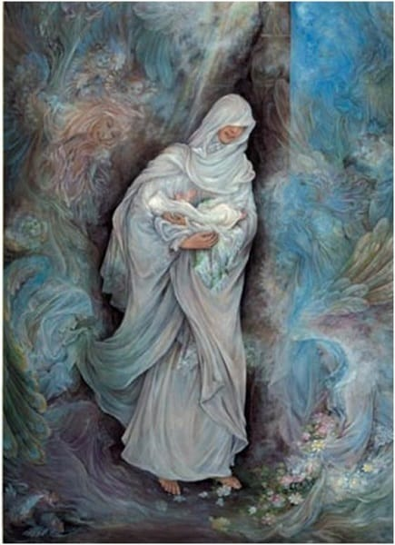 book zanane osve16 1 - دانلود رایگان کتاب زنان اسوه
