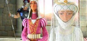 animation princess rome 4 300x141 - دانلود انیمیشن شاهزاده روم با کیفیت بالا