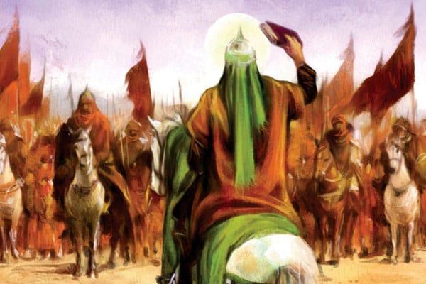 chegune emam houseyn 3 - چگونه با امام حسین(ع) محشور شویم